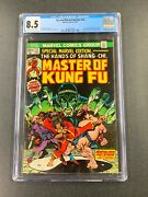 Marvel Comics Special Marvel Edition 15 1st Shang-chi 1973 Cgc 8.5