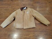 Vintage 44 Jq186 Duck Arctic Quilted Traditional Jacket Usa