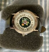 Mary Engelbreit Women's Wristwatch - Love Home Friends Family New With Boxrare
