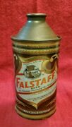 Vintage Falstaff New Orleans Louisiana Original Cone Top Beer Can Old.beautiful