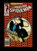 Amazing Spider-man 300 - 1st Appearance Venom - Newsstand - About A Vf+/nm-