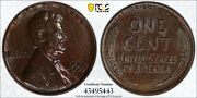 1955 Ddo Doubled Die Obverse Lincoln Wheat Copper Cent Pcgs Au Detail - Cleaned