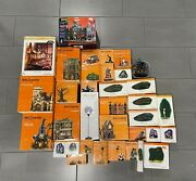 Department 56 Andndash Halloween - Lot Of 33 Of Pieces