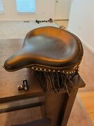 Indian Motorcycle Chief Solo Seat Also Harley Davidson