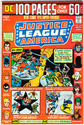 Justice League Of America 111 Vf+ 8.5 Poison Ivy 100 Page Giant 1974 Dc Comics