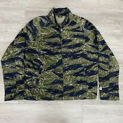 Todd Snyder Champion Tiger Camo Jacket Size L New Made In Usa Rare Mens Military