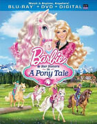 Barbie And Her Sisters In A Pony Tale [blu-ray] [region 1] - Dvd - Free Shipping.