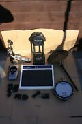 Roland V-drums Td-15 Sound Module Spd-11 Total Percussion Kd-9 Cy-13r Ride