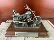 Harley Davidson - Customizing The Dyna - Pewter And039d /5000 - Limited Edition