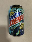 One 12oz Can Mountain Dew Voo Dew 2021 Mystery Flavor Voodoo 1 Can Of Soda