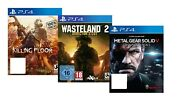 Ps4 Paquet Killing Plancher 2 Wasteland2 Metal Gear Solid V