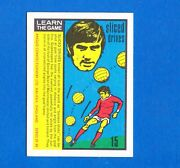 George Best 1970 Anglo Confectionery Uk Exmt+ World Cup Sandh Comband039d Set Break