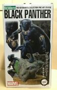 Black Panther 1/6 Scale Fine Art Statue New