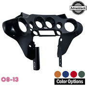 Color-matched Inner Batwing Fairing Fits Harley Touring Street Glide Flhx 08-13