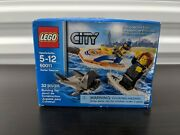 Lego Surfer Rescue 60011 - Brand New In Sealed Box - Retired