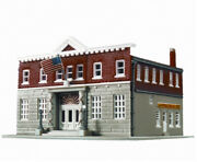 Life-like Trains N Scale Building Kit - 5th Precinct Police Station