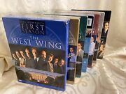 The West Wing - The Entire Series - Season 1-2-3-4-5-6-7 Dvds