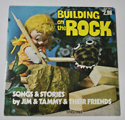 Jim And Tammy Bakker Susie Moppet 1975 Vintage Sealed Record