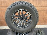Wheels / Tires For Ford Ranger - New Take Off Set Andnbspplus Spare Tire And Wheel