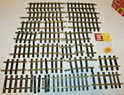 24+ Pieces Lgb Shortened And Modified Brass Rail Track And Partsg Gaugegood