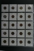 Lincoln Wheat Cent Minor Mint Errors - By The Page 20 Coins