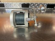 Avet Fishing Reels Jx 4.11 Grey Lever Drag Fishing Reel Made In Usa With Braid