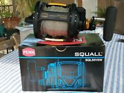 Penn Squall Sql50vsw 2-speed Conventional Saltwater Fishing Reel