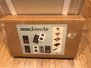 """🔥jenn-air Ac110s Brushed Steel Cooktop Electric Coil Cartridge New Old Stk"""""""