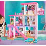 Barbie Day To Night Dreamhouse Girls Kids Children's Play House Doll Set Large