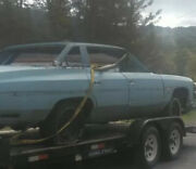 1976 Chevy Caprice Rolling Chassis Clean