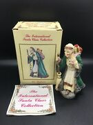 The International Santa Claus Collection La Befana Italy Sc05 With Box And Paper