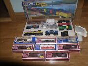 K-line Electric Trains O27 Gauge Chessie System + Accessories