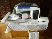 Brother Innov-`is Quattro 6000d Disney Sewing And Embroidery Machine With Extra