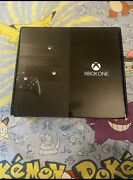 Microsoft Xbox One Day One Edition Console 500gb With Kinect - Sealed New