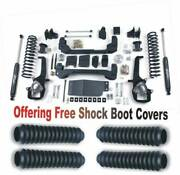 Zoneoffroad 13-18 Fits Dodge Ram 1500 6 Suspension Sys W/free Shock Boot Covers
