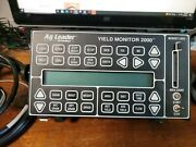 Ag Leader Ym2000 Yield Monitor 2000 Part 2000180 Free Shipping Cable 2000402-01