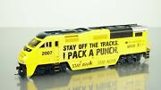 Athearn Rtr F59phi Amtrak California 2007 I Pack A Punch Dcc Ready Ho Scale