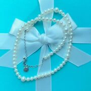 And Co. Ziegfeld Pearl Necklace