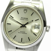 Tudor Date 74000n Silver Dial Automatic Menand039s Watch_625778