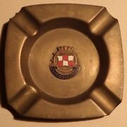 Rare The Canadian Pacific Liner S. S. Empress Of Canada Ashtray