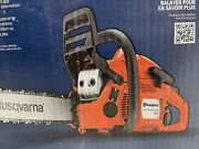 Husqvarna Model 440 18 Inch 40.9cc 2.4hp Chainsaw- New/free Shipping In Us