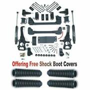 Zoneoffroad 15-20 Fits Ford F150 4 Suspension System With Free Boot Protectors