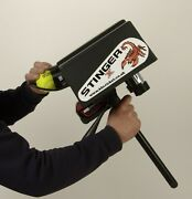 New For 2021 The Stingerx Cricket Bowling Machine No Reserve Intro Auction