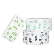 New Product Holiday Packaging Tape Andndash Teal Blue And Green