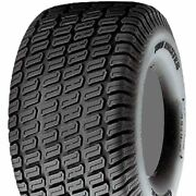 4 New Carlisle Turfmaster Lawn And Garden Tires - 16x650-8 Lrb 4ply 16 6.5 8