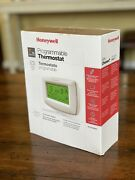 Honeywell 7-day Touchscreen Programmable Thermostat Rth7600d1030
