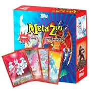 2021 Topps Metazoo Cryptid Nation Series 0 - 30-card Pack 3 Boxes