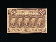 U.s. Mint Uncirculated 25¢ Postage Currency