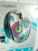 Lady On The Lily Logitech M325 Wireless Mouse With Usb Receiver New Sealed