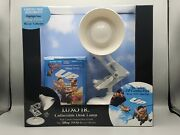 Disney Pixar Luxo Jr. Collectible Desk Lamp With Up Blu-ray Combo Limited New